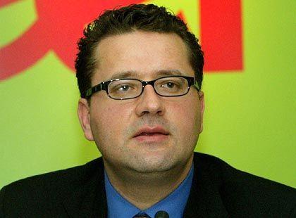 Grüne Gefahr: Freenet-Chef Eckhard Spoerr lockt neue Nutzer mit preiswerter Internettelefonie