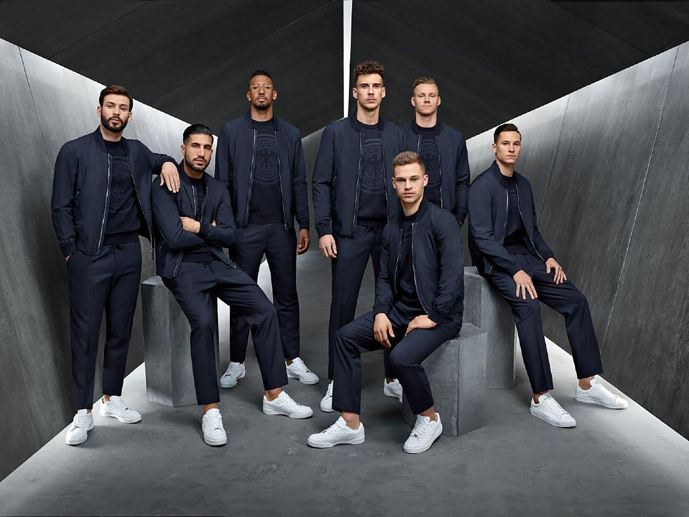 Hugo Boss / Deutsche Fussballnationalmannschaft