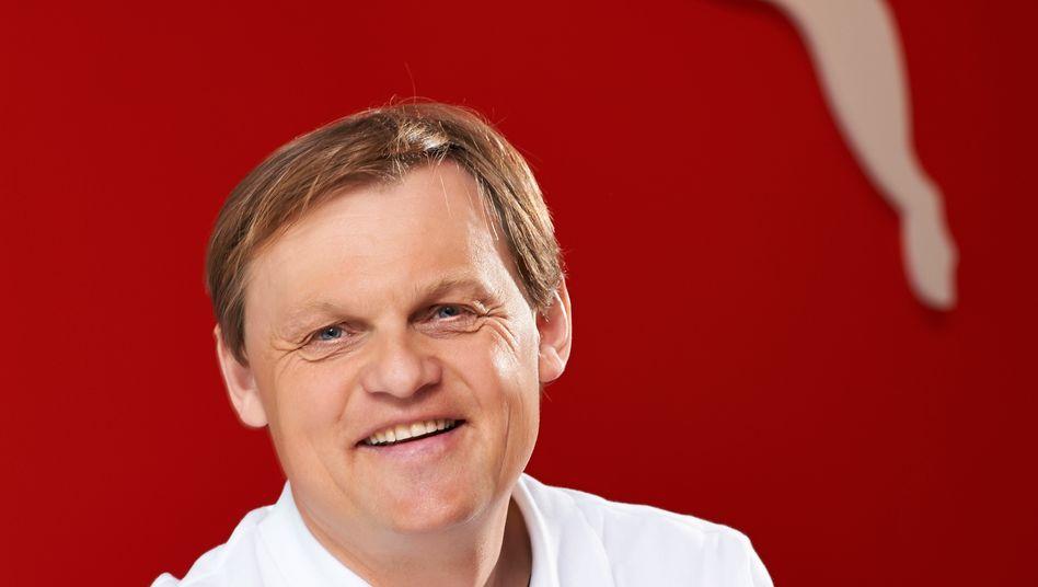 Björn Gulden: Der Puma-Chef war seinerzeit als Profi beim 1. FC Nürnberg aktiv - nun soll er in den Aufsichtsrat von Borussia Dortmund einziehen