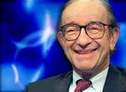 Sichere Anlage: Fed-Chef Alan Greenspan setzt auf Staatsanleihen