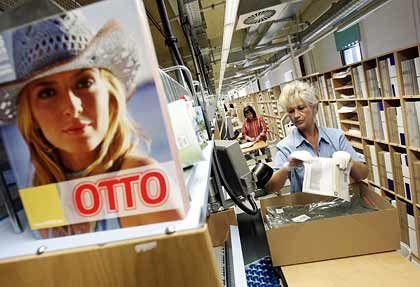 Sprung nach vorn: Otto ist Marktführer im deutschen Internethandel