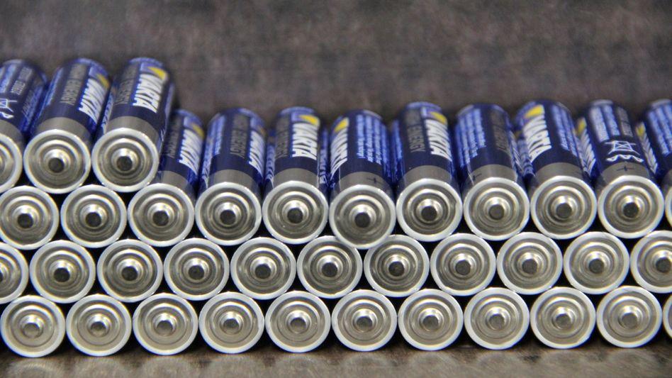 Varta: Energizer zahlt zwei Milliarden Dollar für das Batteriegeschäft