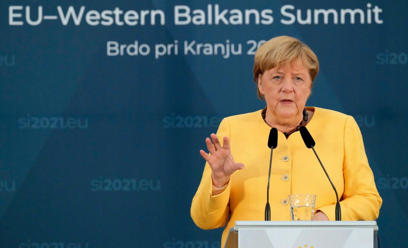 Slovenia EU Summit Balkans