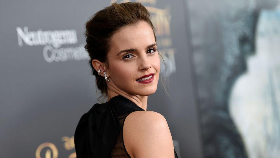 """Emma Watson: In """"Die Schöne und das Biest"""" spielt sie nicht das Biest"""