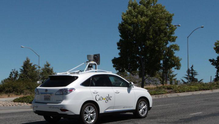 Autos, die selbst fahren: Wie weit die Hersteller beim autonomen Fahren sind