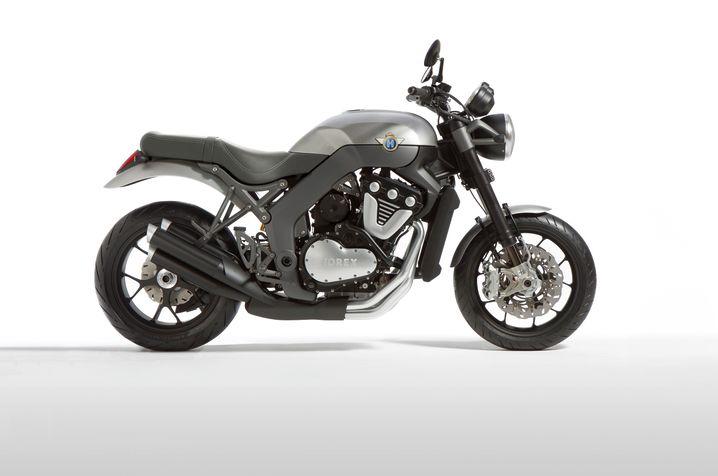 Horex mit VR6-Motor