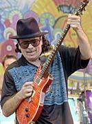 Einer, der von Luft und Liebe lebt: Carlos Santana