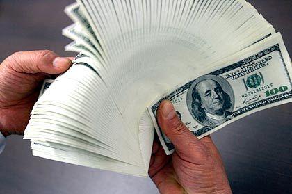 Kredite: Geben die US-Banken das Geld weiter?