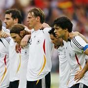 Deutsches Fußball-WM-Team 2006: Konkurrenz stärkt Kooperation