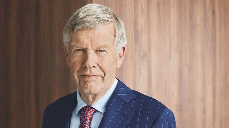Jens Ehrhardt hat DJE Kapital zu einem der größten konzernunabhängigen Vermögensverwalter Deutschlands gemacht. Der 78-Jährige hat schon viele US-Präsidenten kommen und gehen sehen.