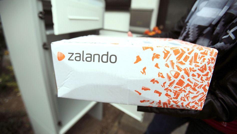 Zalando: Nicht zuletzt in durch die Corona-Pandemie legte der Modehändler noch einmal kräftig zu