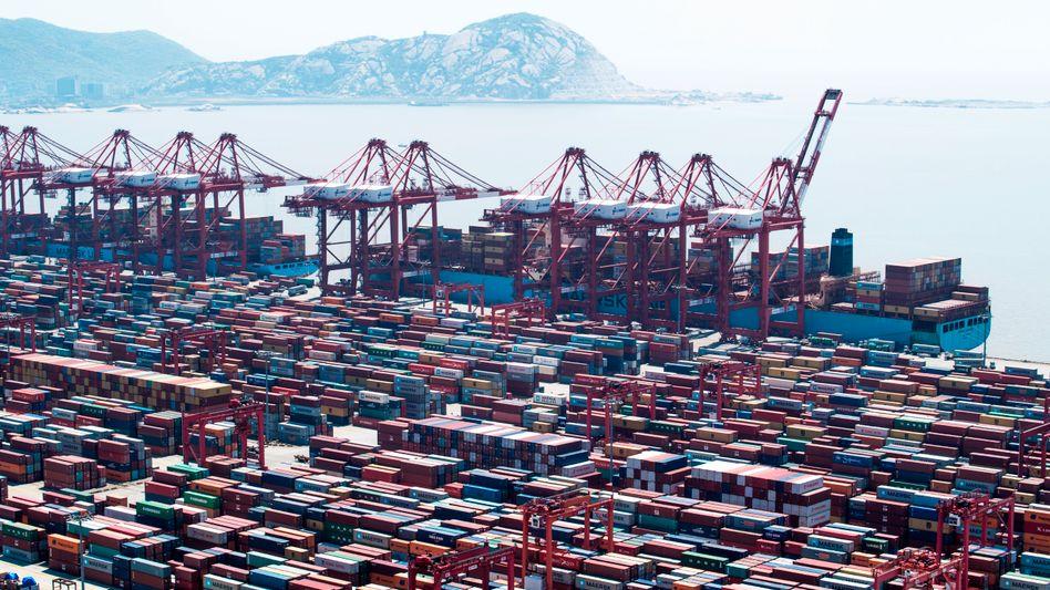 Konjunktur zieht in China an