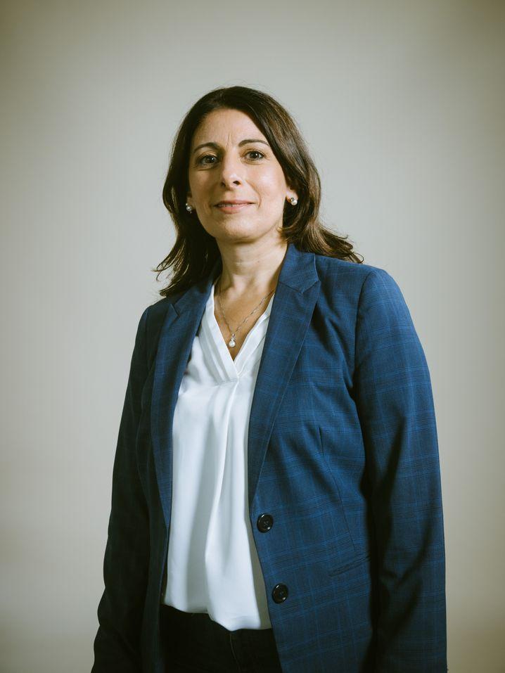 """Aufsteigerin: """"Natürlich will ich Betriebsratsvorsitzende werden"""", sagte Daniela Cavallo Anfang Dezember 2020"""
