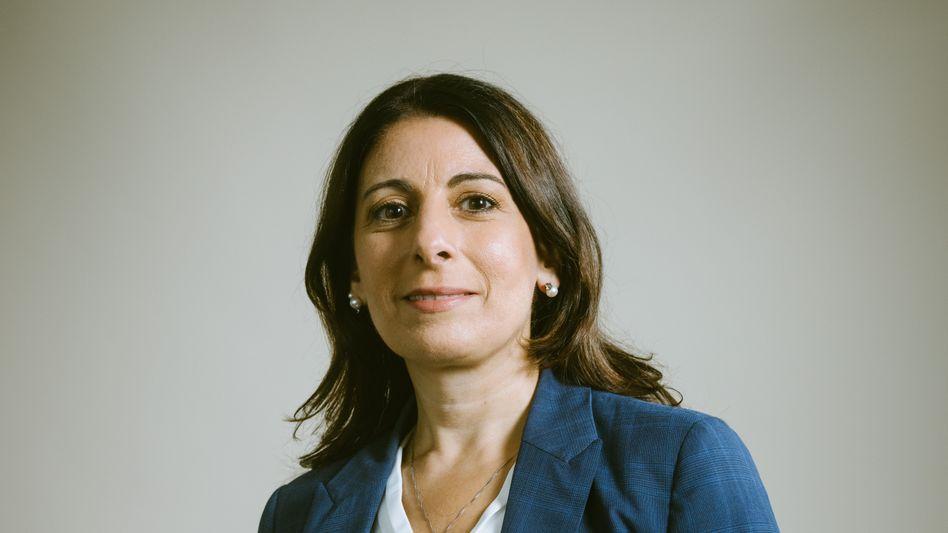 """Aufsteigerin: """"Natürlich will ich Betriebsratsvorsitzende werden"""", sagte Daniela Cavallo Anfang Dezember 2020. Fünf Monate später war sie am Ziel."""