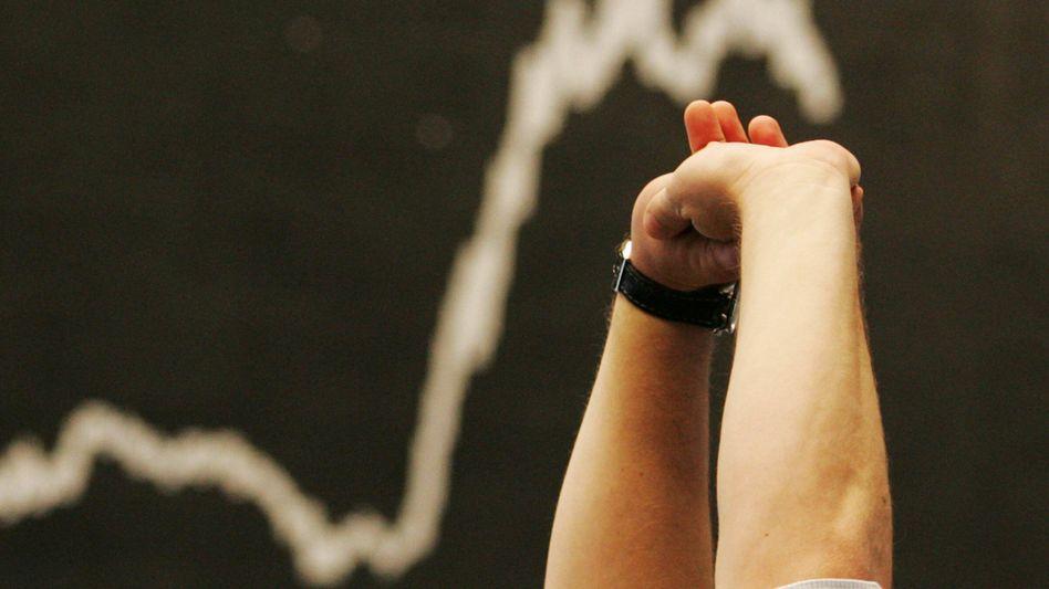 Goldene 2020er? Die Deutsche Börse rechnet damit, dass der Börsenhype nach dem Boom 2020 im laufenden Jahr etwas abflaut