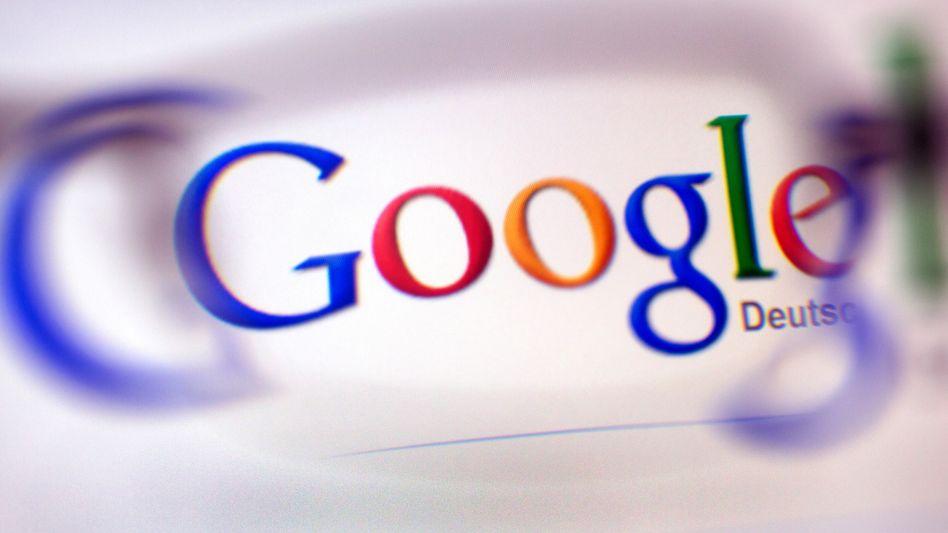 Logo von Google: Schon lange wird dem Konzern vorgeworfen, zu viele Daten der Nutzer zu sammeln - nun droht eine Sammelklage