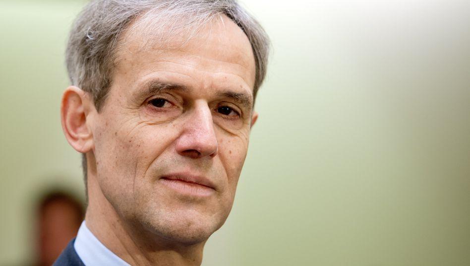"""Bankenverbands-Geschäftsführer Michael Kemmer: """"Das Bild ist momentan noch ordentlich, aber es wird peu à peu schlechter werden."""""""