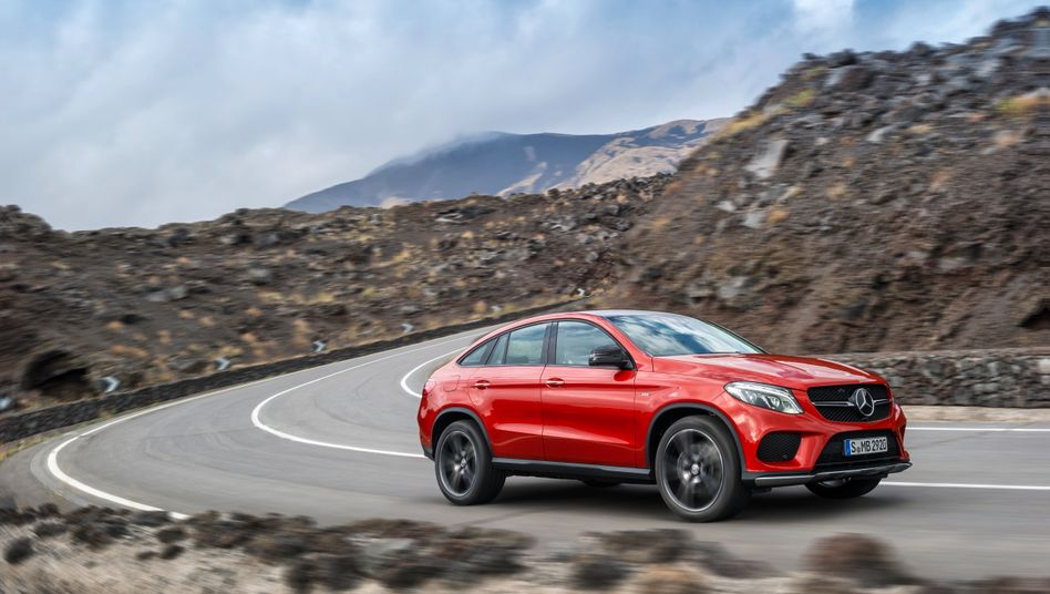 Mercedes GLE: Große Geländewagen mit hohem CO2 Ausstoß verkaufen sich nicht nur in den USA gut. Finanzminister Scholz will SUV (Sport Utility Vehicle) in Deutschland nun höher besteuern