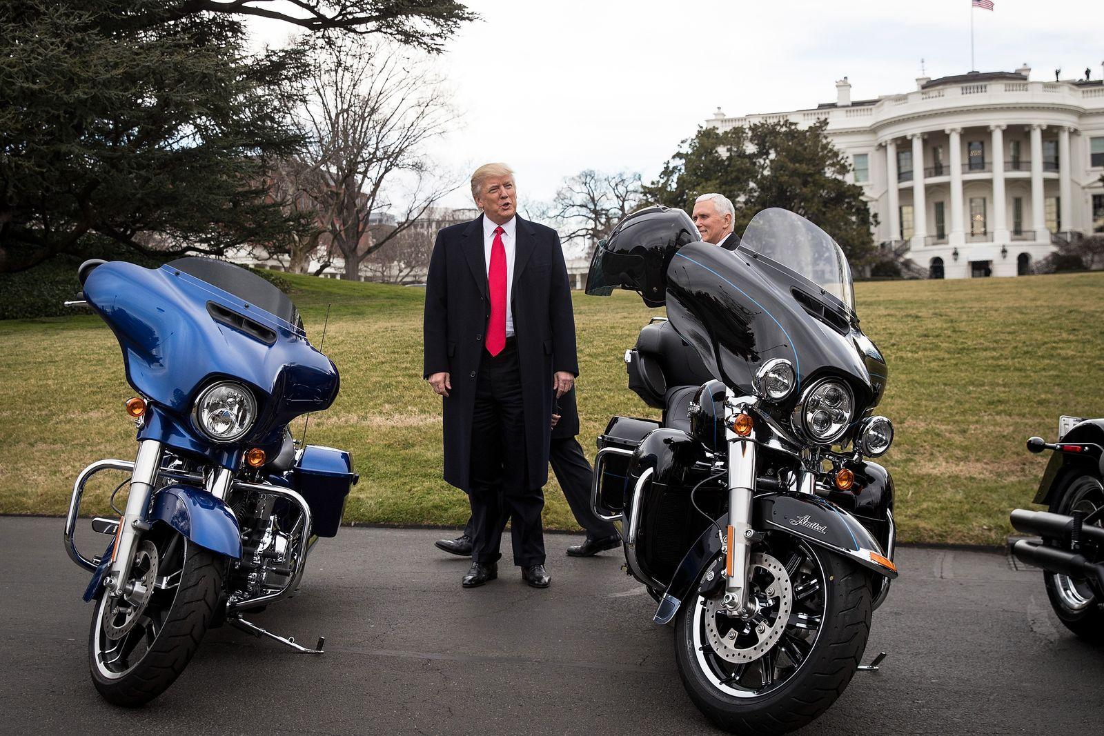 Harley Davidson / Trump