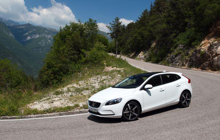 Volvo V40: Der sichere Schwede findet in Deutschland als Gebrauchter nur wenige Anhänger