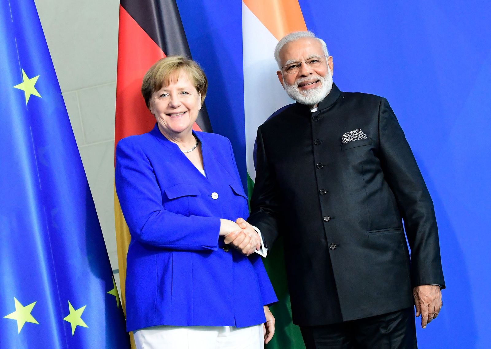 GERMANY-INDIA-DIPLOMACY