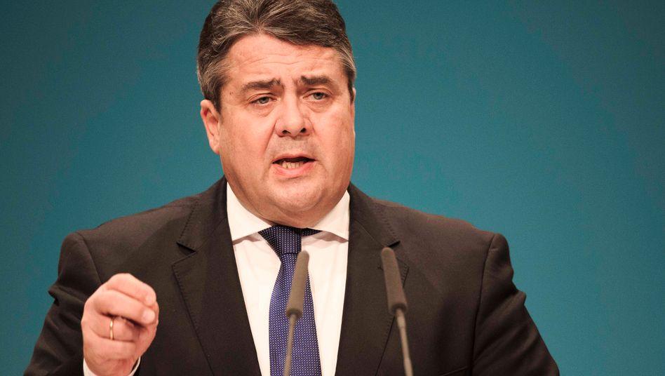"""Kann an seinem Engagement """"nichts Problematisches erkennen"""": Ex-SPD-Chef Sigmar Gabriel"""