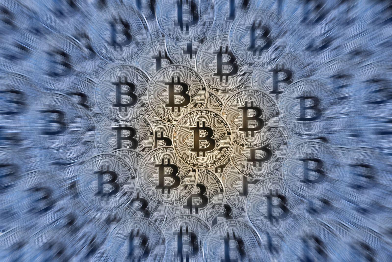 EINMALIGE VERWENDUNG Bitcoin