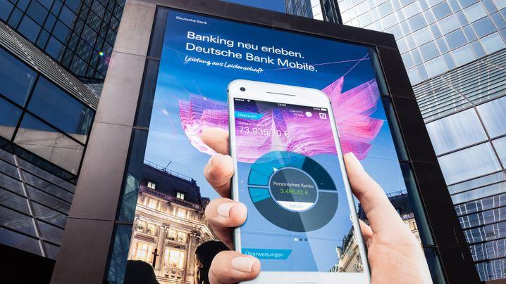 Deutsche Bank ändert Digital-Plan: Diese Banken setzen noch auf den deutschen Digitalmarkt