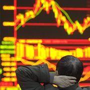 Zum Haareraufen: Die Kurse stehen in China zurzeit unter Druck