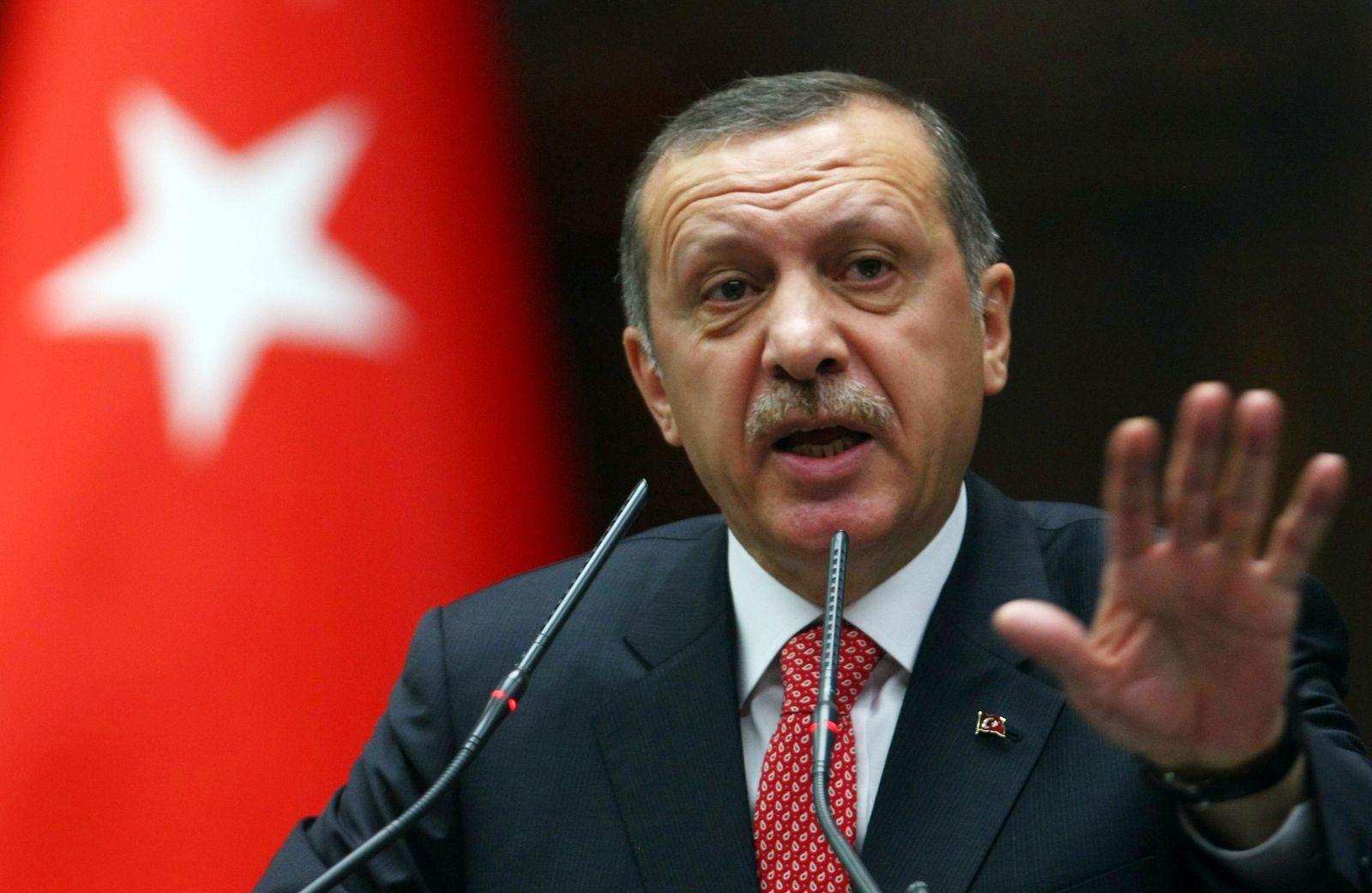 Türkei / Syrien / Erdogan
