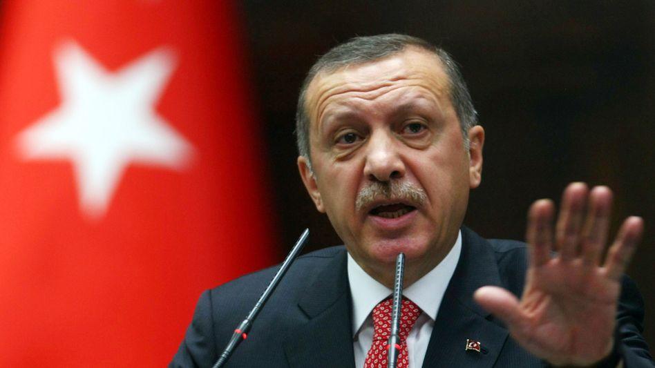 Recep Tayyip Erdoğan: Der türkische Präsident tauscht das Personal der türkischen Zentralbank nach Belieben aus und steuert somit die Geldpolitik