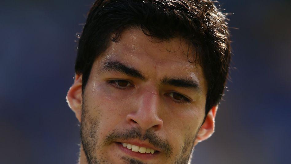 """Suárez: """"Man sollte dem keine Bedeutung beimessen"""""""