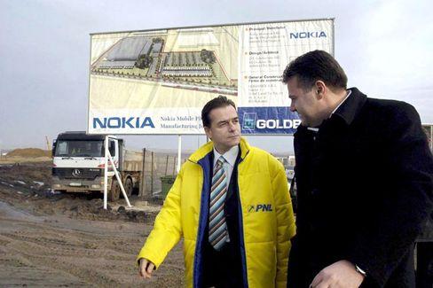 Nokia in Rumänien: Finnen verlagerten Produktion aus Bochum nach Cluj, obwohl die Produktion im Ruhrgebiet Gewinn brachte
