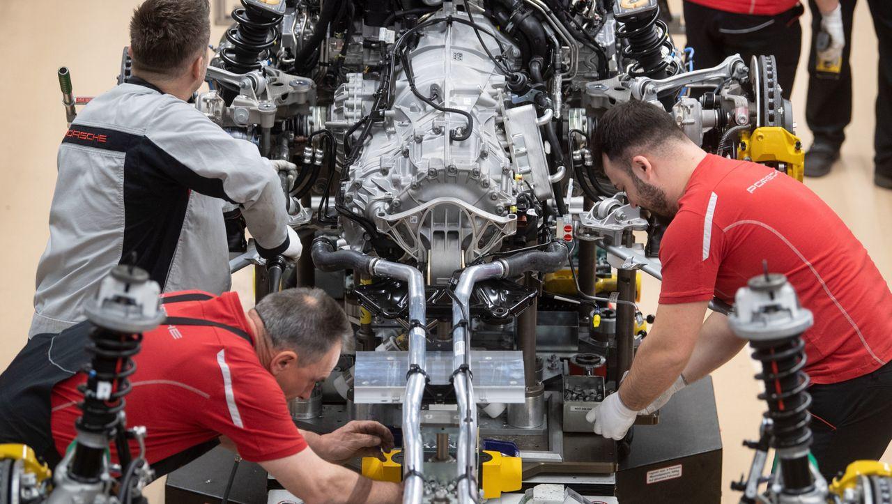 Autokauf: Neuwagen in Deutschland haben immer mehr PS - manager magazin - Unternehmen