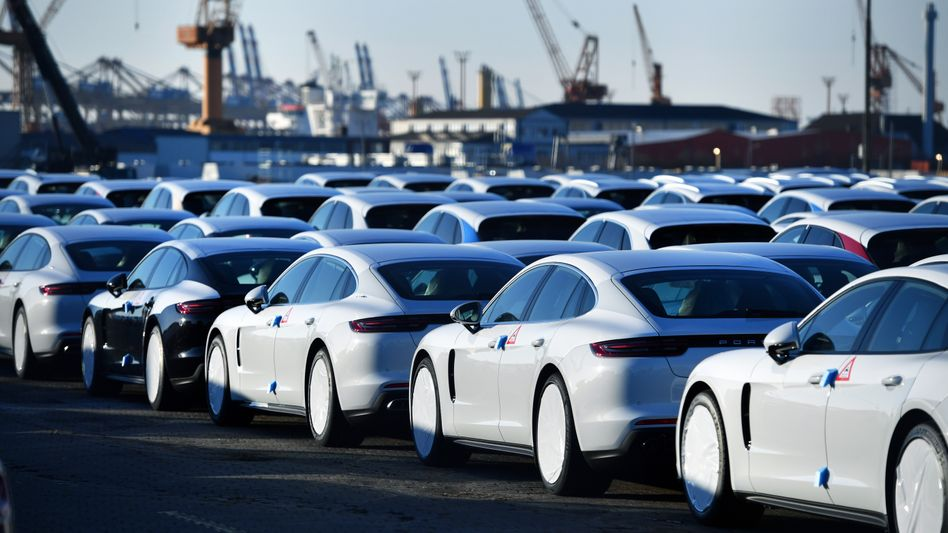 Autos made in Germany laufen wieder in den USA: Im ersten Quartal 2021 hat Porsche seinen US-Absatz um 45 Prozent gesteigert im Vergleich zum Vorjahreszeitraum
