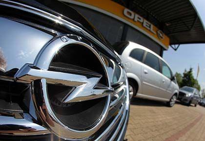 Opel-Showroom in Deutschland: In Berlin kommt es heute zum Showdown