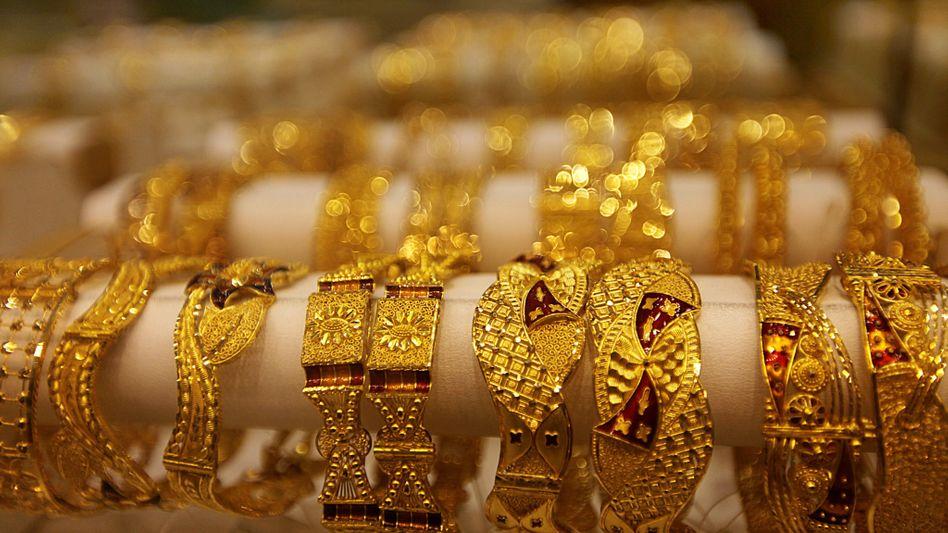 Goldene Aussichten: Einiges spricht dafür, dass der Goldpreis steigen wird