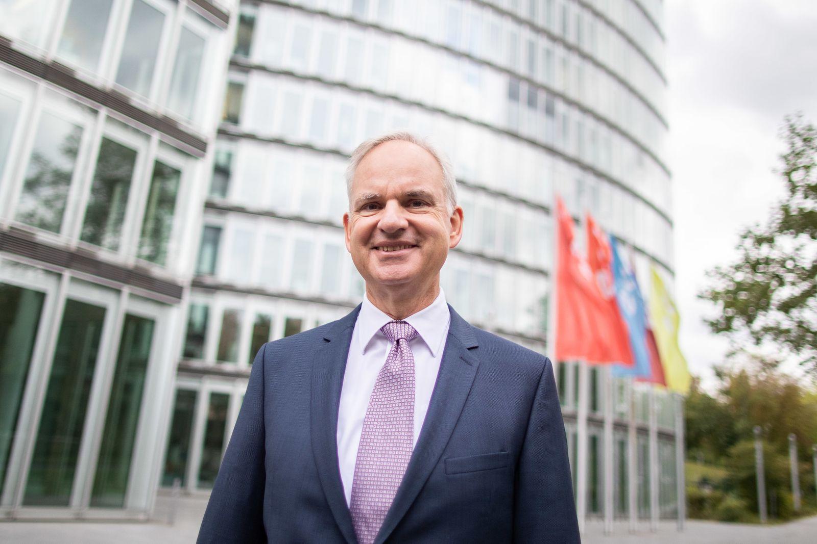 EON- Vorstandsvorsitzender Johannes Teyssen
