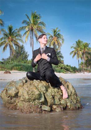 Business-Plan: Designer Jensen setzt in der Krise auf Dunkelblau - und auf seidene Hosenträger