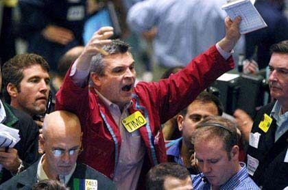 Hitziger Handel: Die große, zum Teil spekulative Nachfrage nach Öl treibt derzeit den Preis