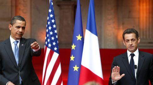 """Obama auf Augenhöhe: """"Wir wollen nicht herablassend auf Europa schauen"""""""
