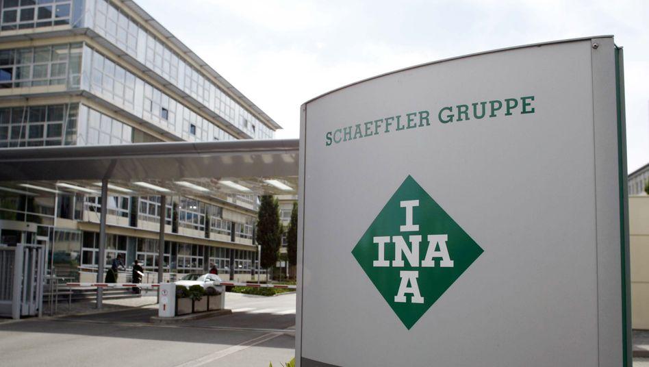 Schaeffler-Zentrale in Herzogenaurach: