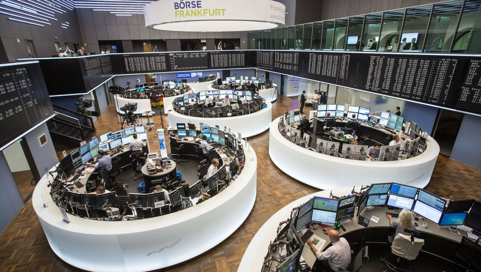 An der Frankfurter Börse schafften im zweiten Quartal lediglich zwei Firmen den Sprung auf das Parkett