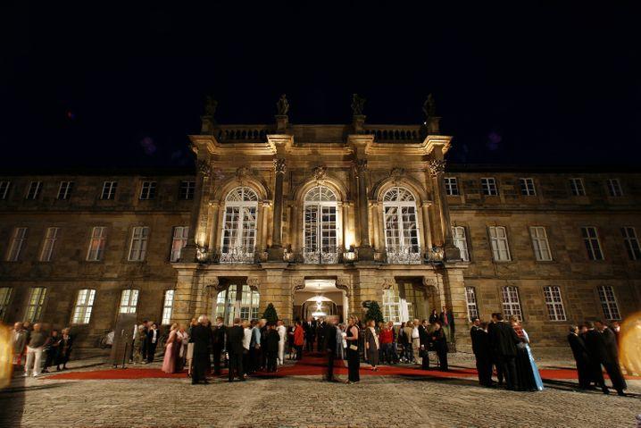 Mehr Prominenz geht nicht: In Bayreuth ist die Musik für viele Besucher eher Nebensache