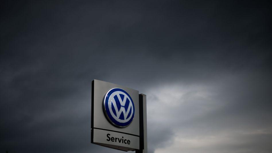 """Volkswagen: """"Die Rückrufaktion kann im Januar beginnen"""", sagt VW-Chef Müller"""