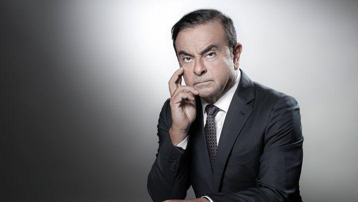 "Carlos Ghosn: Von ""Le Cost Killer"" zum ""großen Ghoudini"""