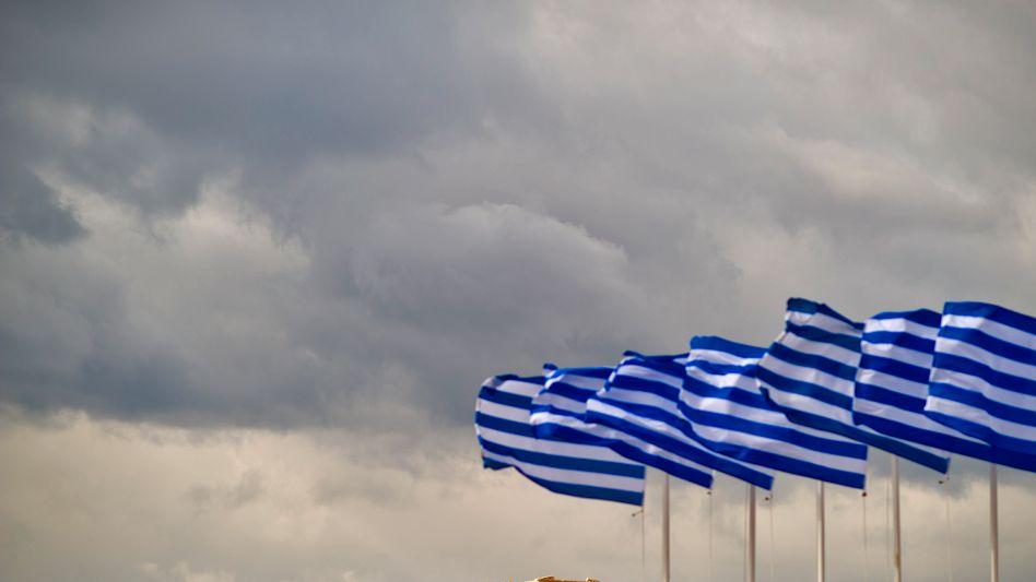 Düstere Wolken: Wie geht es weiter mit Griechenland?