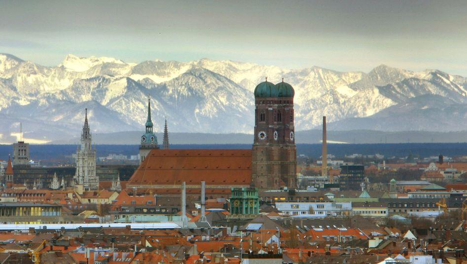 """München: """"Die nördlichste Stadt Italiens"""""""