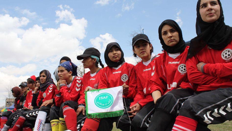 Frauenfußball-Nationalmannschaft von Afghanistan