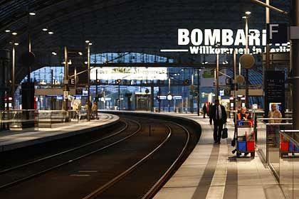 Frust in Deutschland: Bahn fährt womöglich ab Montag schon wieder nicht